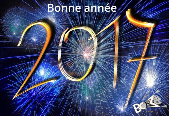 Le club de Marmande vous souhaite une bonne année !