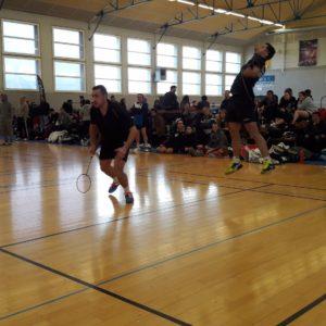 Le tournoi de badminton de Marmande en images
