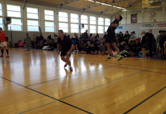 Le tournoi de badminton de Marmande en images