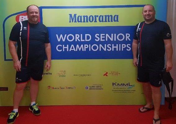 Championnat du Monde Vétérans 2017 à KOCHI (Inde)
